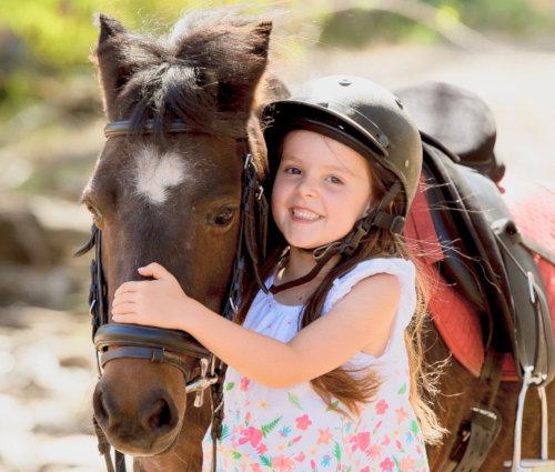 Cours de poney