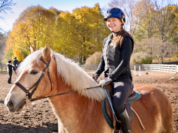 Cours d'équitation ado à Digne