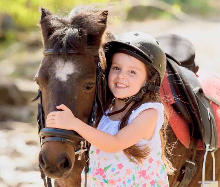 Stage de poney - des vacances idéales