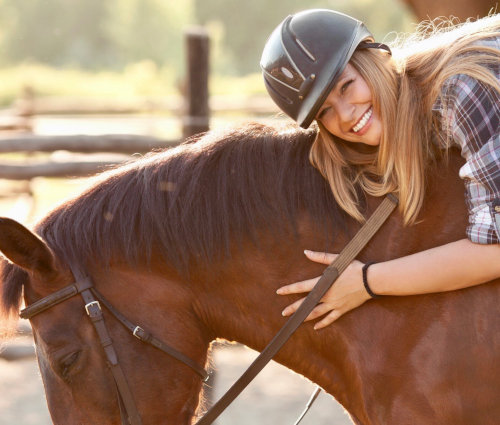 Stage d'équitation : stage adulte