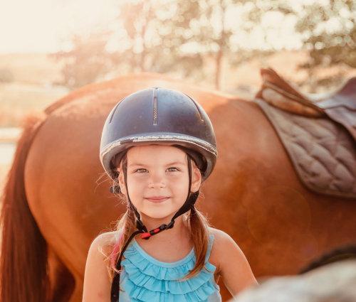 Stage d'équitation : stage enfant