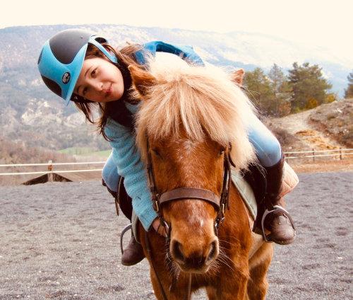 Stage d'équitation : stage pony